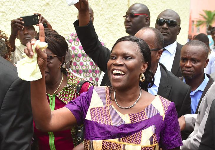 Côte d'Ivoire : Simone Gbagbo dit « Merci » à Ouattara et invite les Ivoiriens à accepter de « pardonner »