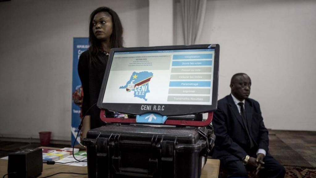 RDC: Machine à voter ou à tricher?