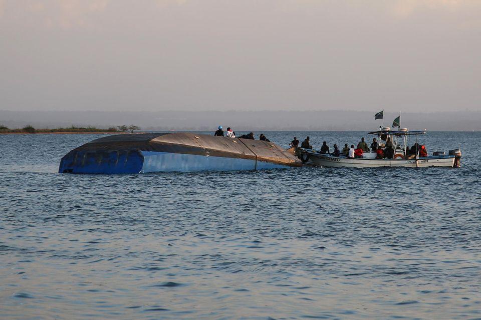 Naufrage du Ferry Nyerere en Tanzanie: Capitaine et autorités, tous responsables et coupables !