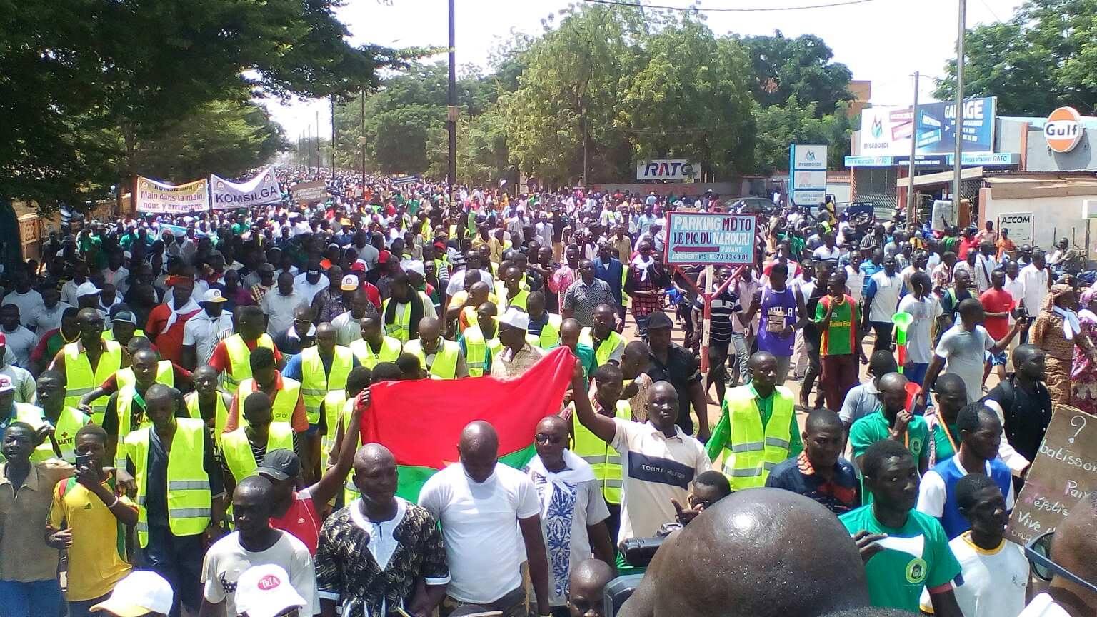 Marche du 29 septembre: Là où l'Opposition a péché