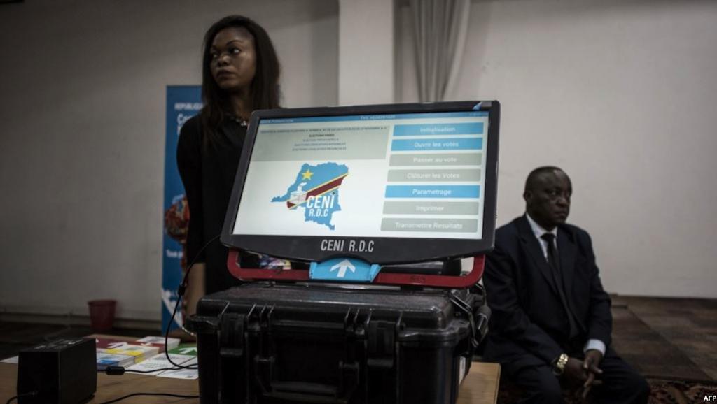 Présidentielle en RDC: Inquiétante machine à voter