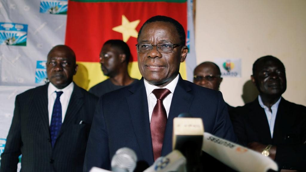 Présidentielle au Cameroun: Du calme, Kamto!