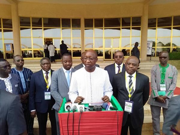 3e rencontre nationale Etat/Secteur Privé : des solutions pour la relance économique