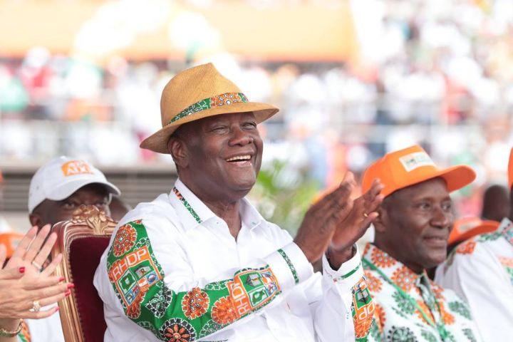 Congrès unitaire du RHDP en Côte d'Ivoire: L'unification de la division