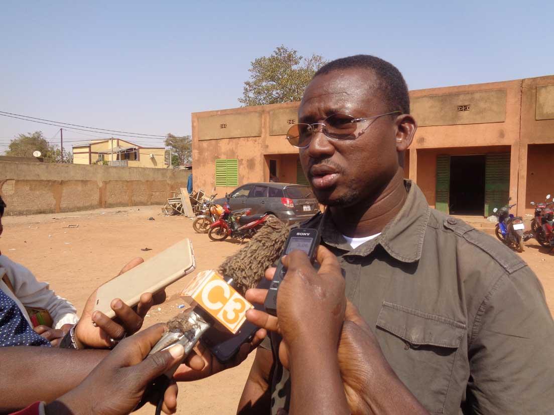 Agression à la machette d'un enseignant à l'école Kwamé Nkrumah: L'individu est entre les mains de la police