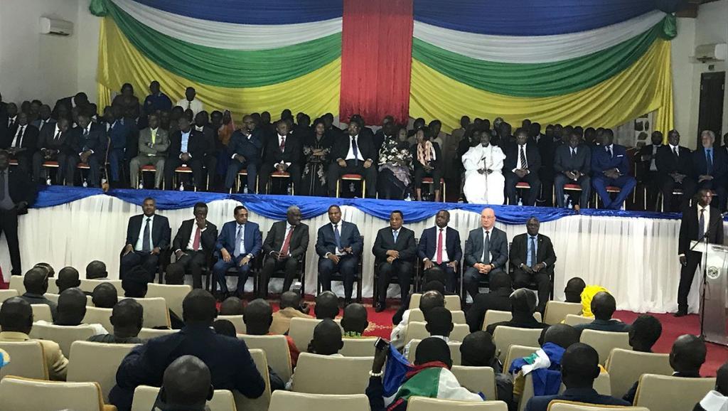 Signature de l'Accord inter-centrafricain: La porte étroite de Bangui