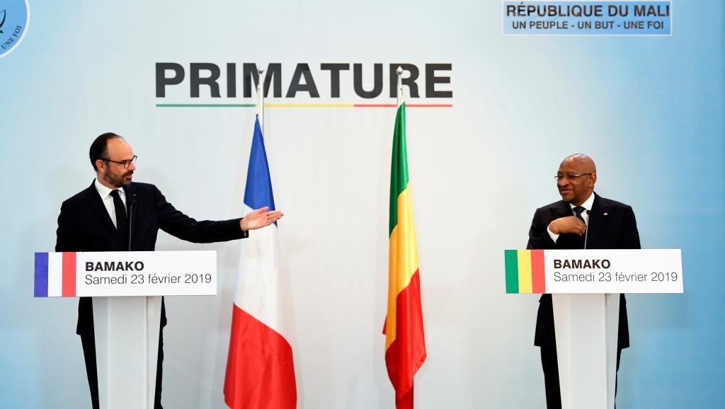Edouard-Philippe au Mali: Barkhane, le verrou vital sahélien