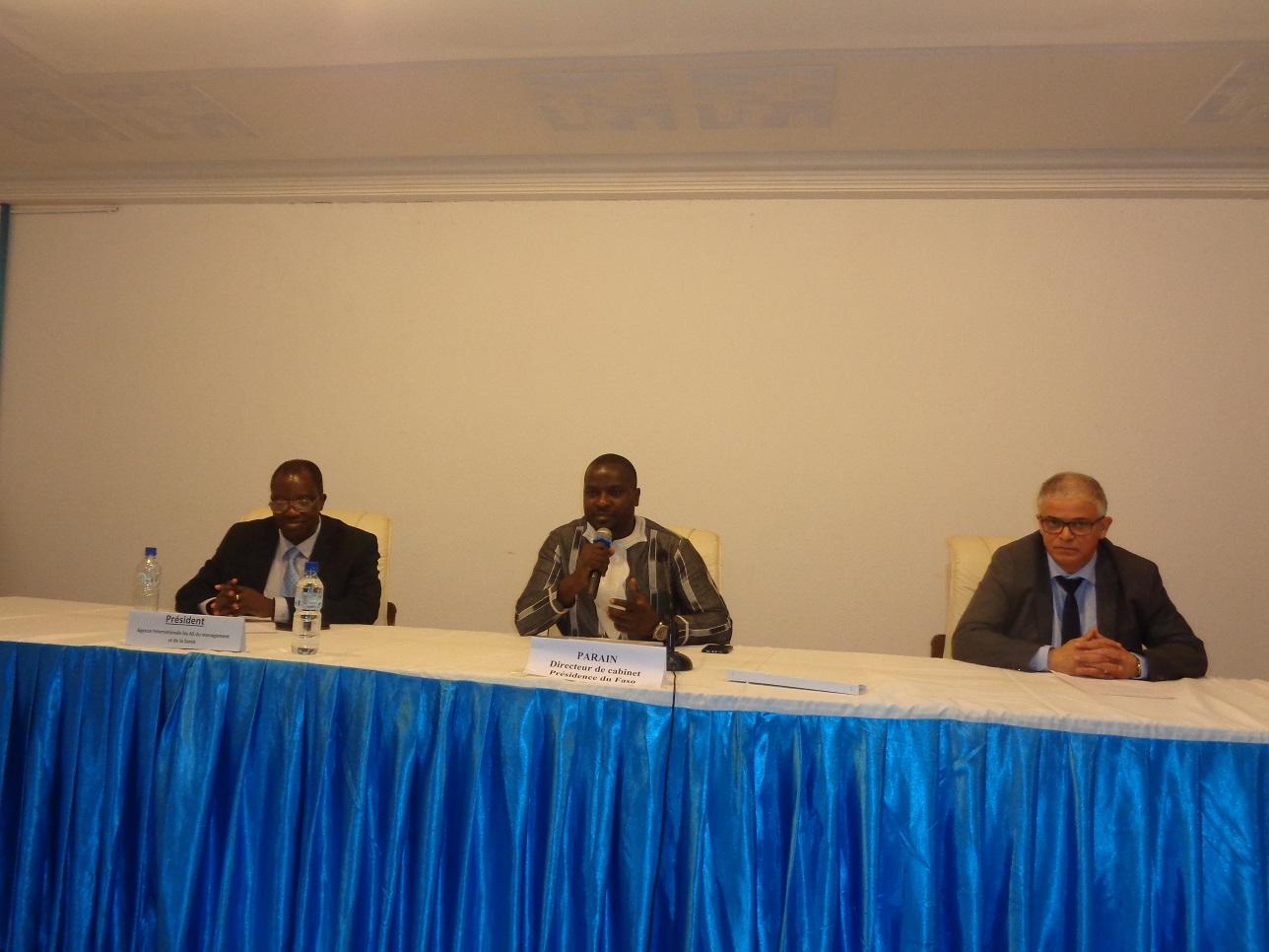 Partenariat Mondial care-2AMIS: Pour des soins hors Burkina plus Professionnels