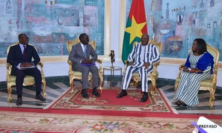 Orange: Le DG Alioune N'Diaye fait le point des activités à Roch