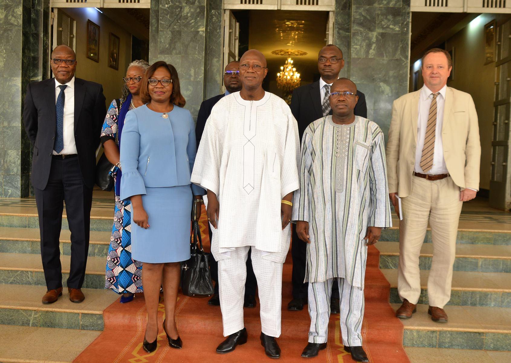 Burkina Faso-BAD: Une coopération qui se porte bien