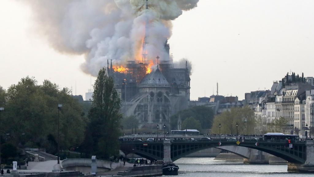 Incendie de la Cathédrale Notre-Dame de Paris : L'Afrique compatissante
