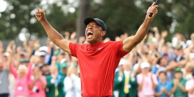 Golf: Tiger Woods signe un retour gagnant