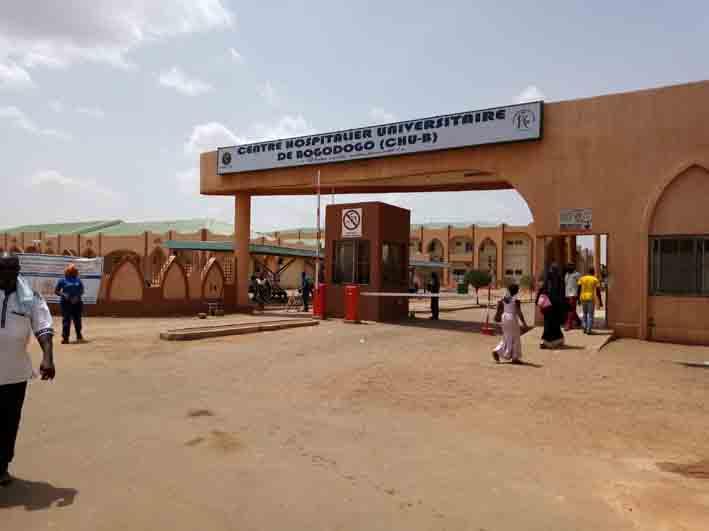 Grève du SYNTSHA: Constats amers à Ouaga
