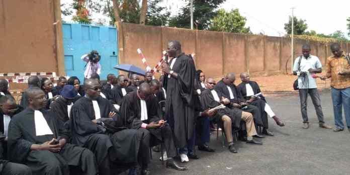 Paralysie du système judiciaire: Les avocats plaident pour le déblocage de la situation