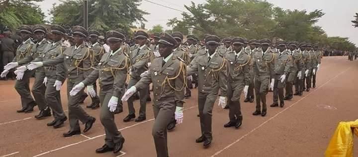 Sortie de la 48e promotion de l'ENP: 2 136 policiers aptes à servir