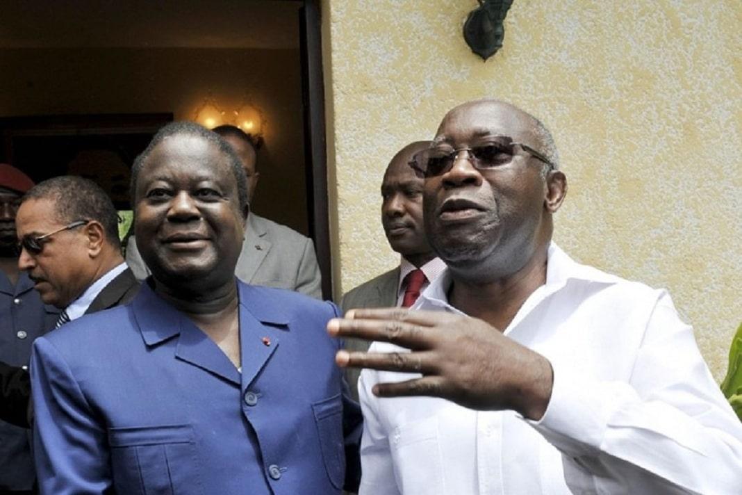 Rencontre Bédié-Gbagbo à Bruxelles: Le combat homérique se profile en Côte-d'ivoire