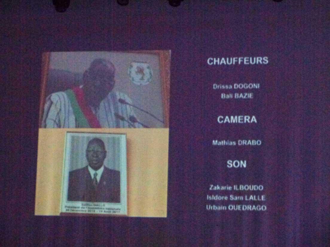 «Salif Diallo le stratège»: Le film documentaire qui rend hommage au défunt