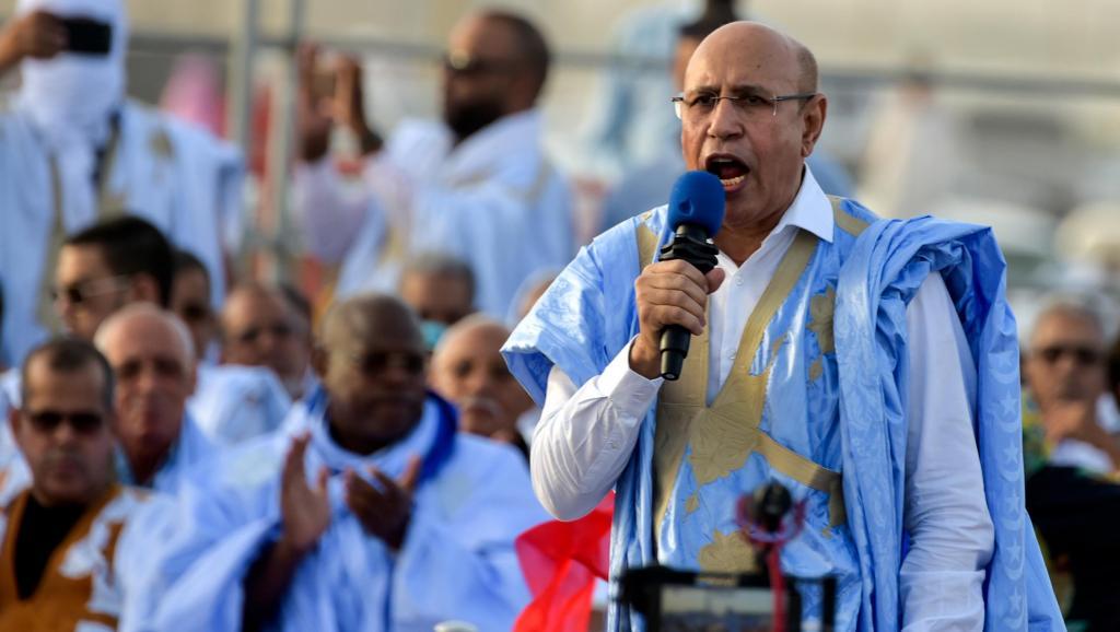 Investiture d'Ould Ghazouani en Mauritanie: Mohamed descend, vive Mohamedet merci à Poutine !