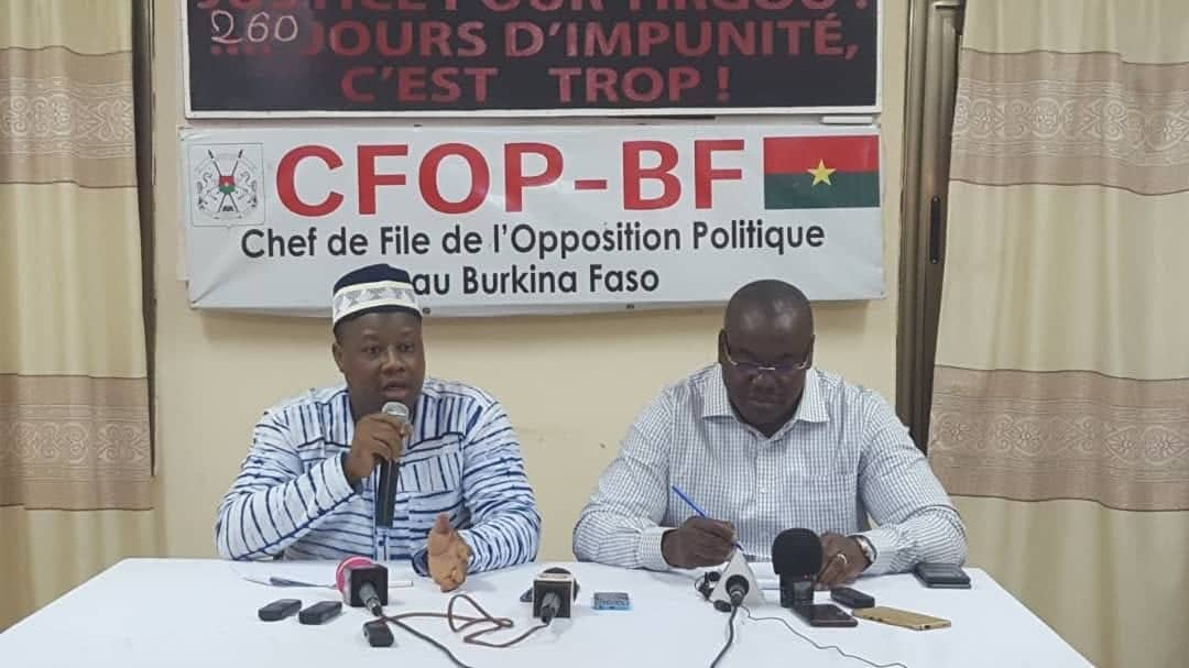 L'Opposition à propos de la marche-meeting du 16 septembre: «Les autorités n'avaient aucune raison de l'empêcher»