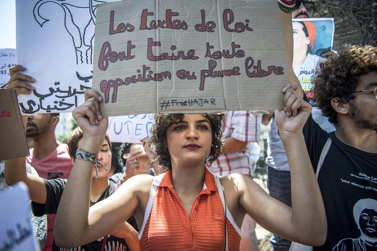 Maroc: Les 490 ''avocates'' d'Hajar Raissouni comme les ''343 salopes'' de l'IVG
