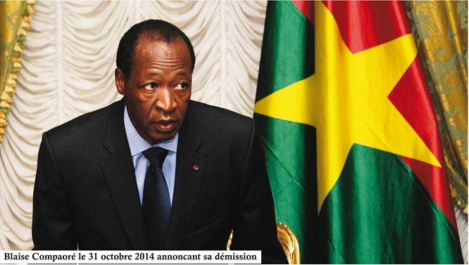 31 octobre 2014- 31 octobre 2019: Blaise Compaoré négocie désormais son retour au Burkina via le CDP