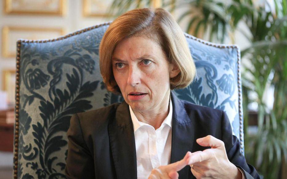 Hommage de Florence Parly au 13 tués de Barkhane à Gao: gérer maintenant «l'arrière» français
