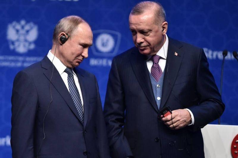 Libye: Poutine et Erdoganfont bouger les lignes