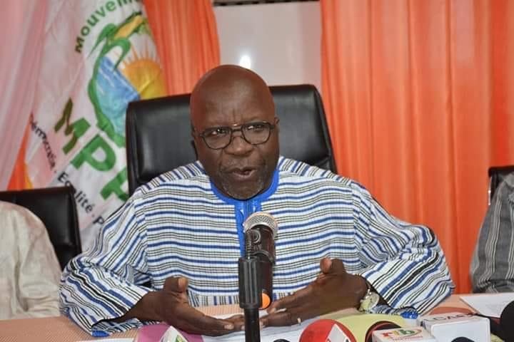 Simon Compaoré: «Le MPP conserve toujours sa force d'attraction»