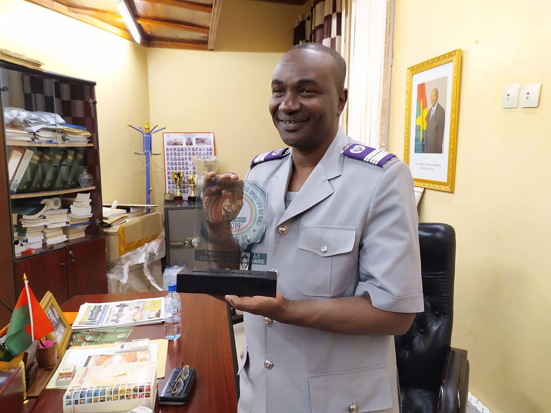 Trophée personnalité africaine: Sita Sangaré honoré par l'association des journalistes sportifs du Mali