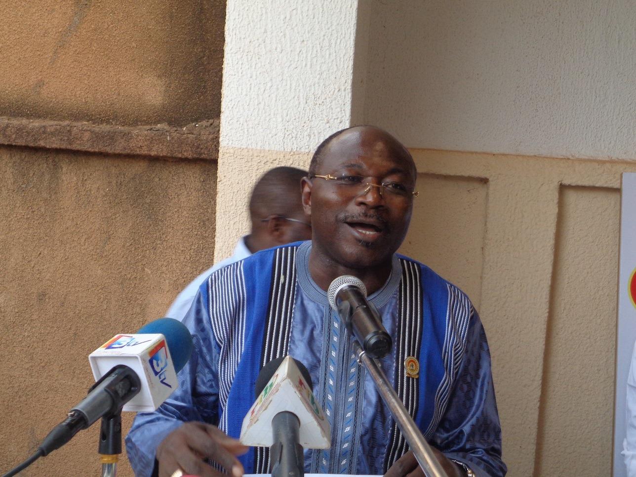 Présentation de vœux au CDP:  Eddie Komboïgo sonne la cloche de la reconquête du pouvoir