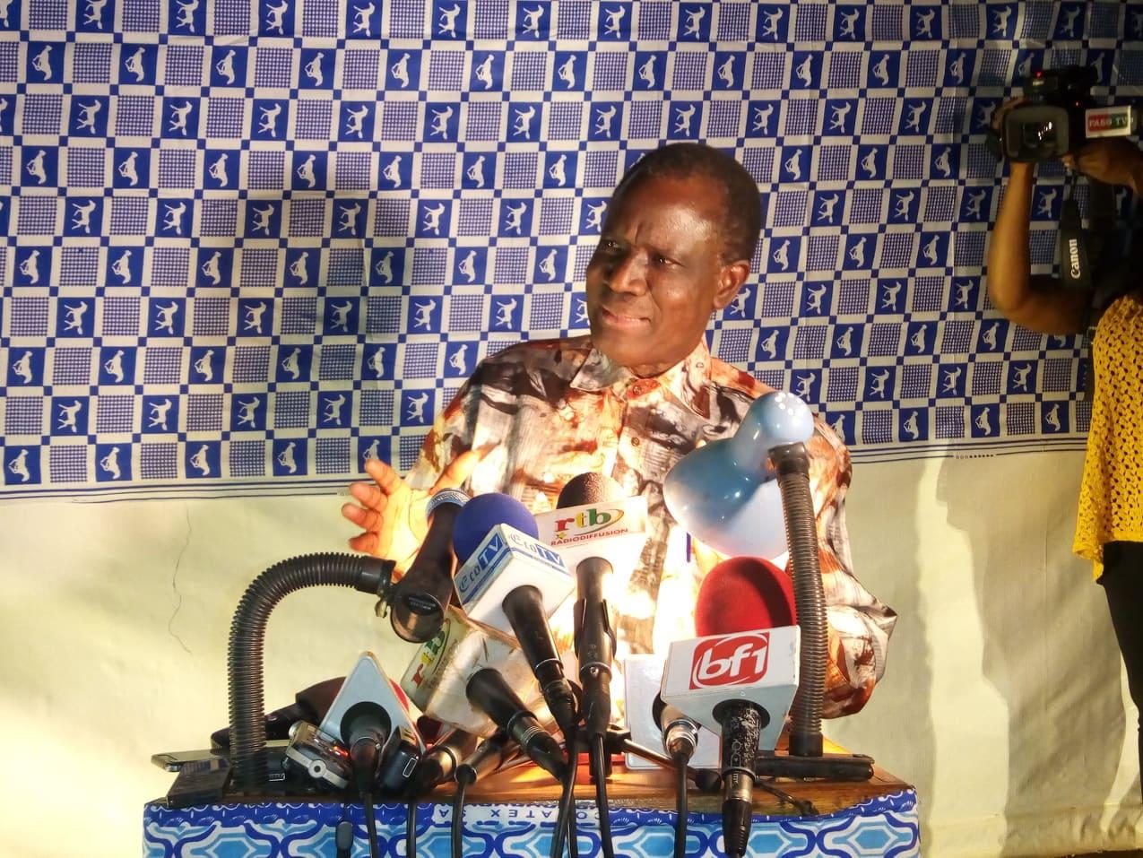 Vœux de KDO à la presse: «Nous attendons des médias un traitement objectif»