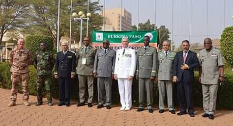 Sécurité au Sahel: Conclave de guerre des chefs d'état-major du G5 à Ouaga