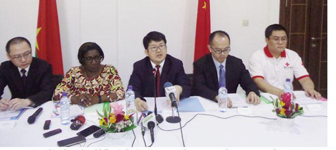 L'ambassadeur Li Jian à propos du Coronavirus : «Aucun des 22 étudiants burkinabè à Wuhan n'est contaminé»