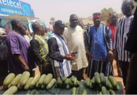 Journées promotionnelles des produits maraîchers du Centre: Un cadre pour promouvoir l'agriculture périurbaine