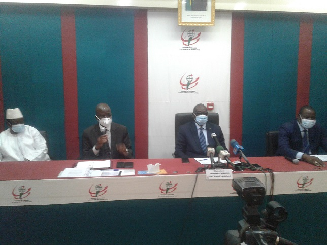 Mamady Sanoh, 1er vice-président de la CCI-BF: «Le droit a été dit et il n'y a pas de vide juridique» ( Affaire CCI-BF- Ferdinand Ouédraogo et Cie )