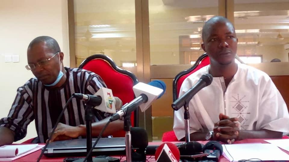 Bokuy Judicaël Kadéba, procureur de Fada: «Les 12 victimes de Tanwalbougou n'ont pas été tuées par balles»