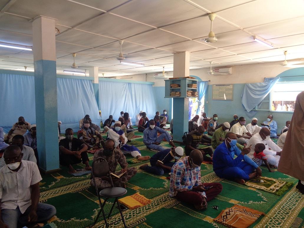 Respect mesures-barrières dans les mosquées: Quand la Oumma parle le même langage