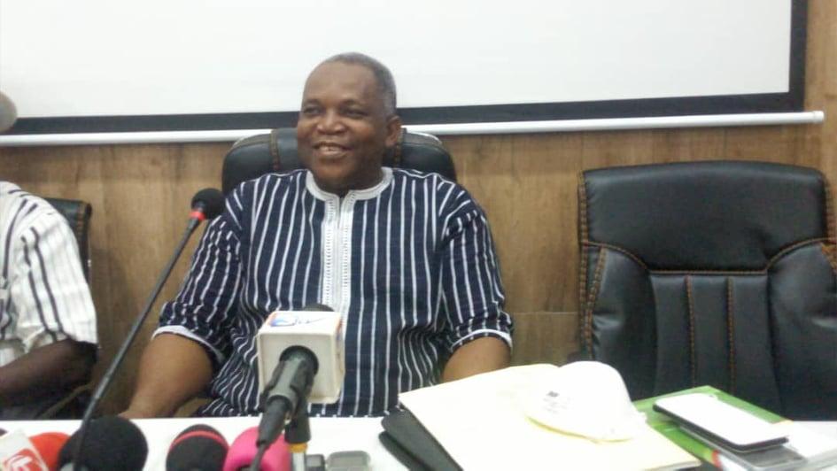 Elections FBF : les 7 axes majeurs du candidat Kaboré