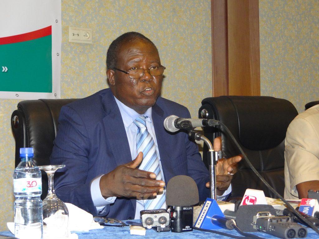 Présidence FBF – Amado Traoré: les 5 axes majeurs du programme Action V.I.T.A.L.E