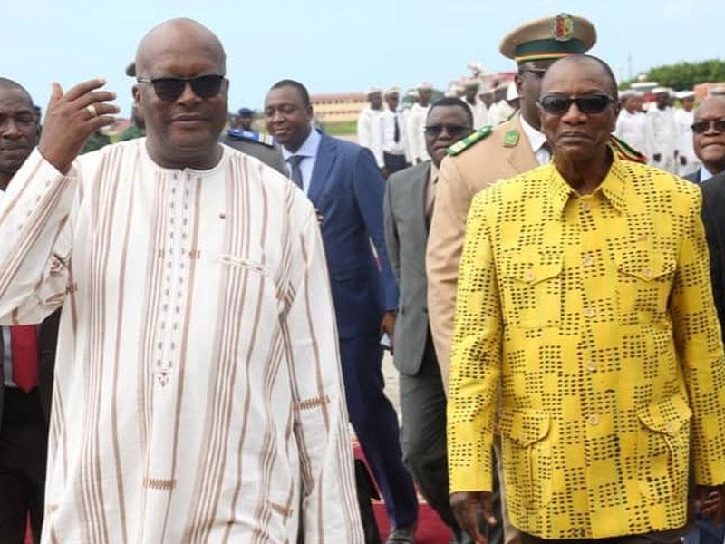 Condé, Ouattara, Kaboré: 3 chefs à la reconquête de leur fauteuil avec des fortunes diverses