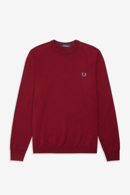 Fred Perry Merino knit