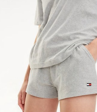 Tommy Hilfiger lounge shorts grey