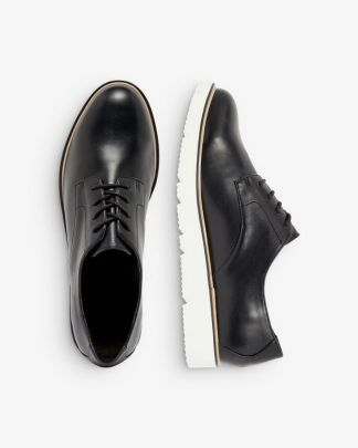 Bianco lace up derby