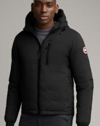 Lodge hoody black