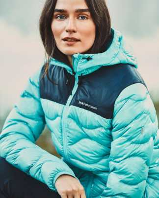 Peak Performance Helium Glacier jacket