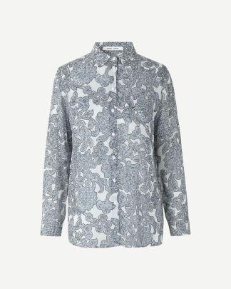 Samsoe & Samsoe Milly paisley shirt