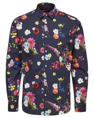 Selected Organic cotton shirt