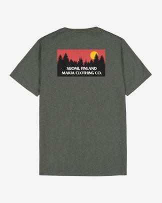 Makia Forest T-shirt