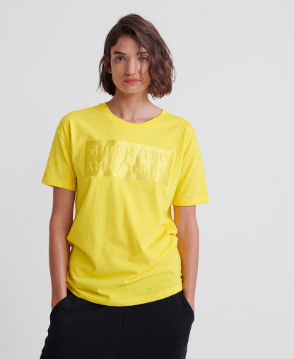 Superdry edit satin tee