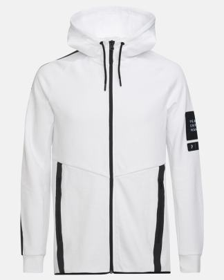 Peak Performance Tech Zip Hood White